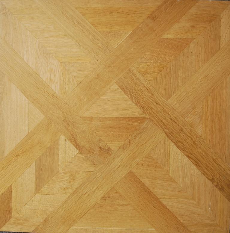 Tafelparkett - Kreuz