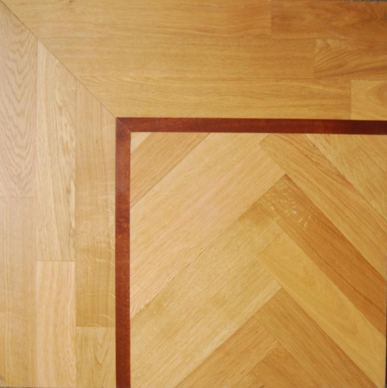 Tafelparkett Muster